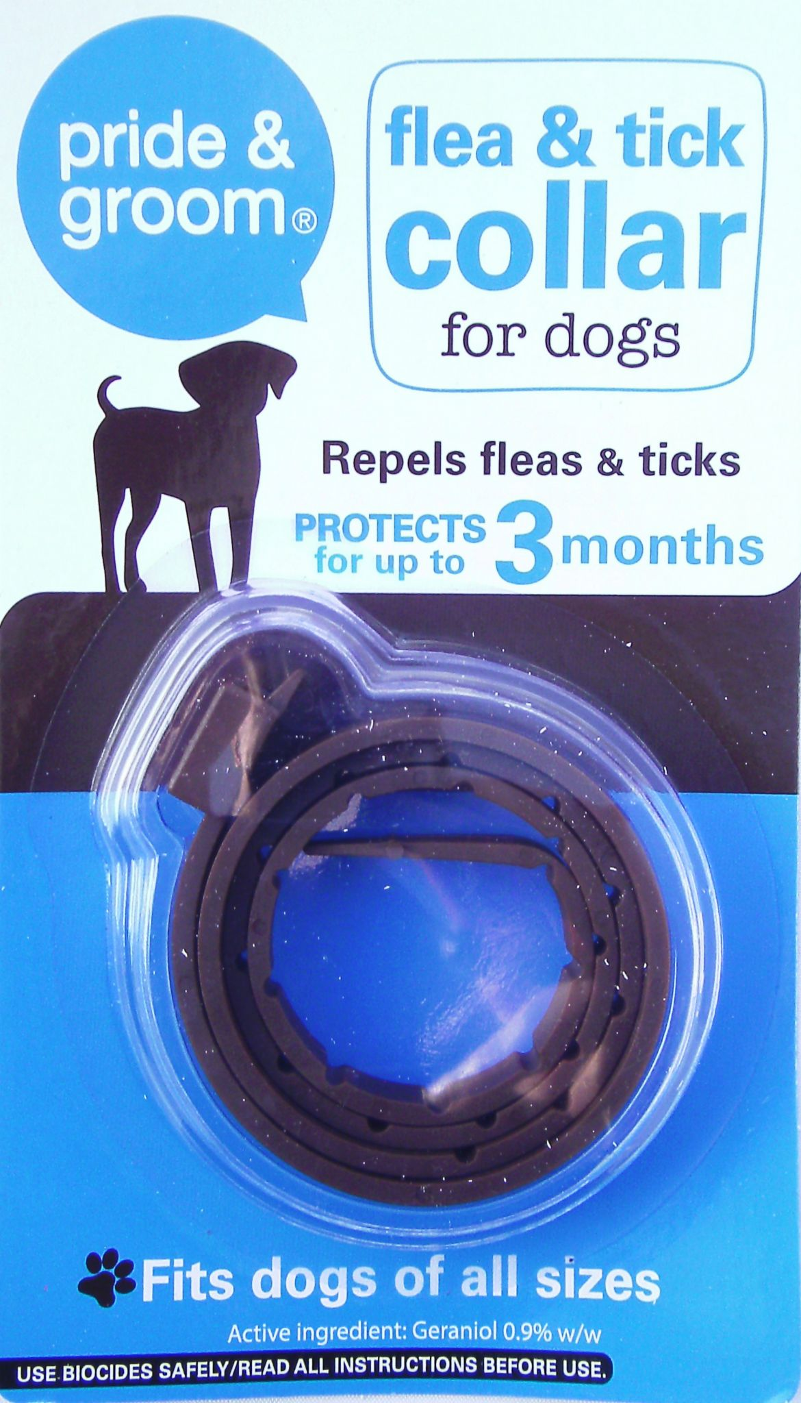 Pride /& Groom Flea /& Tick Collar Repel Treatment /& Spot On For Dogs Puppies